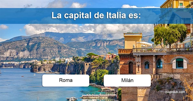 Geografía Quiz Test: Sólo los más inteligentes saben cuál es la capital de todos los 50 países europeos