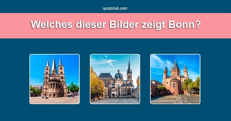 Geographie Quiz-Test: Deutsche Städte Quiz