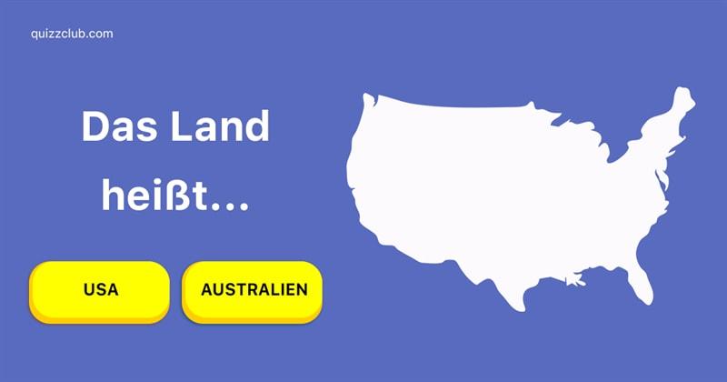 Geographie Quiz-Test: Wie viele dieser 17 Länder erkennen Sie allein am Umriss?