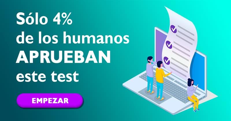Сiencia Quiz Test: Sólo 4% de los humanos aprueban este test