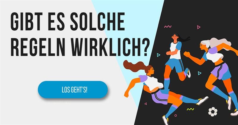 Sport Quiz-Test: Wahr oder falsch: Wie absurd sind Regeln im Frauensport wirklich?