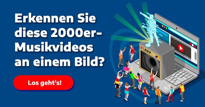 Musik Quiz-Test: 2000er-Musikvideos-Quiz