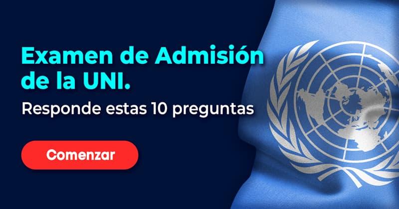 Geografía Quiz Test: Examen de Admisión de la UNI. Responde estas 10 preguntas