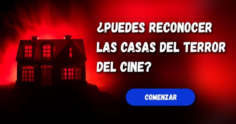 Películas y TV Quiz Test: ¿Puedes reconocer las casas del terror del cine?