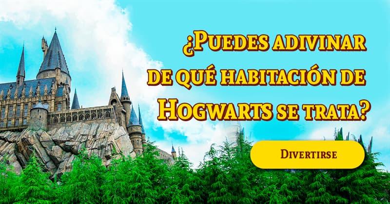 Películas y TV Quiz Test: Sólo para fans verdaderos: ¿puedes adivinar de qué habitación de Hogwarts se trata?
