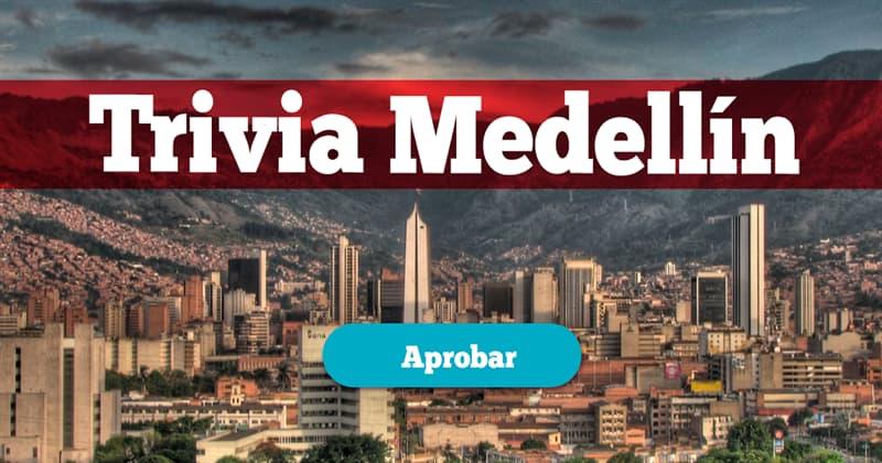 Geografía Quiz Test: Trivia medellin