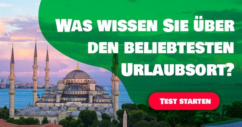 Geographie Quiz-Test: Türkei-Quiz