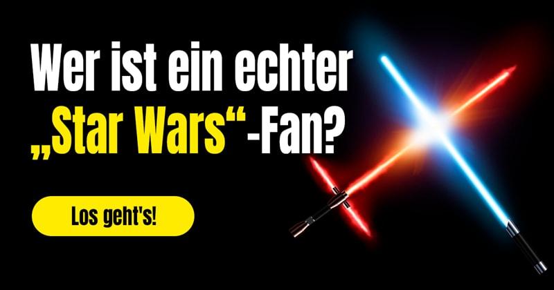"Kultur Quiz-Test: Das ultimative ""Star Wars""-Quiz"