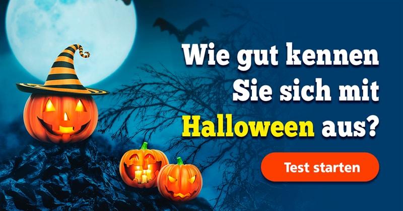 Kultur Quiz-Test: Halloween-Quiz