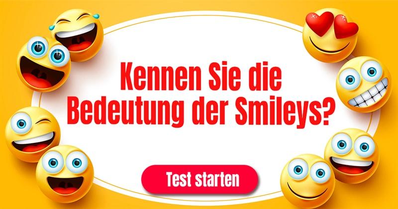 Gesellschaft Quiz-Test: WhatsApp-Emojis-Quiz