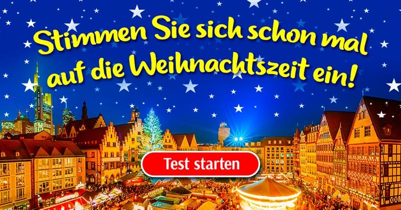 Kultur Quiz-Test: Quiz: Weihnachten