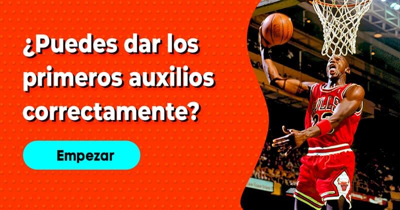 Deporte Quiz Test: ¿Cuánto sabes de Michael Jordan?