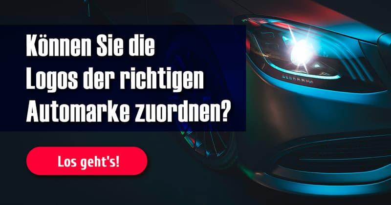 Kultur Quiz-Test: Quiz: Automarke-Logos