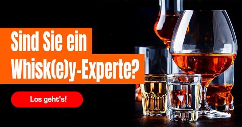 Kultur Quiz-Test: Whisky-Quiz