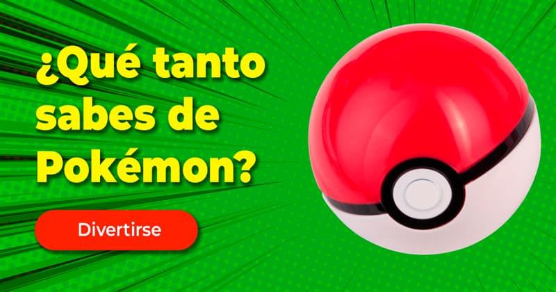 Películas Quiz Test: ¿Qué tanto sabes de Pokémon?