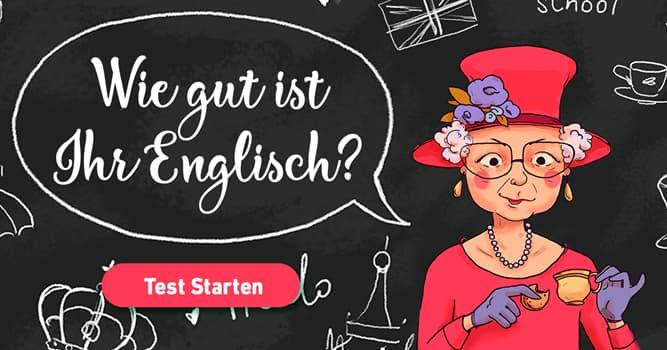 Sprache Quiz-Test: Englisch-Quiz: Feine Unterschiede