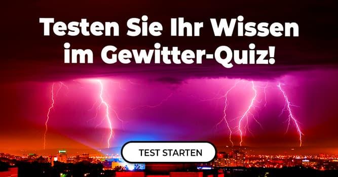 Natur Quiz-Test: Blitz-Quiz