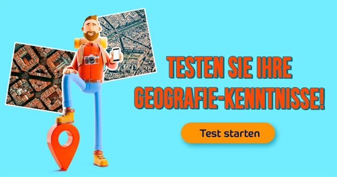 Geographie Quiz-Test: Quiz: Google Street View