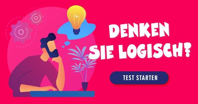 IQ Quiz-Test: Logik-Quiz