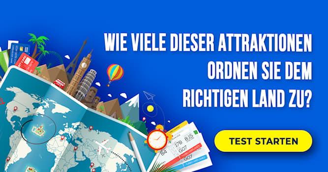Geographie Quiz-Test: Das Weltenbummler-Quiz