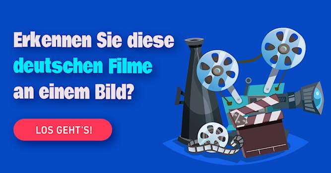 Film & Fernsehen Quiz-Test: Quiz: Deutsche Filme