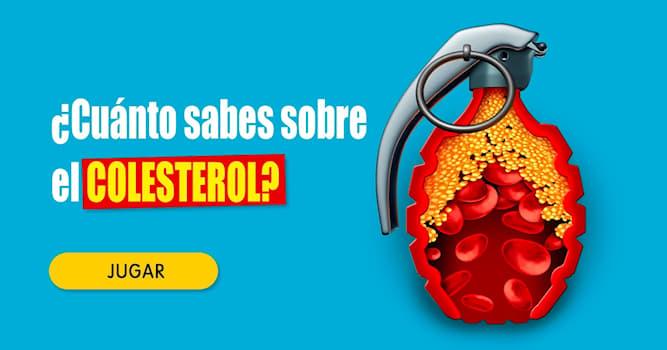 Salud Quiz Test: ¿Cuánto sabes sobre el colesterol?
