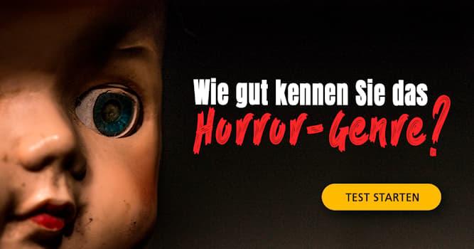 Film & Fernsehen Quiz-Test: Das große Horror-Puppen-Quiz
