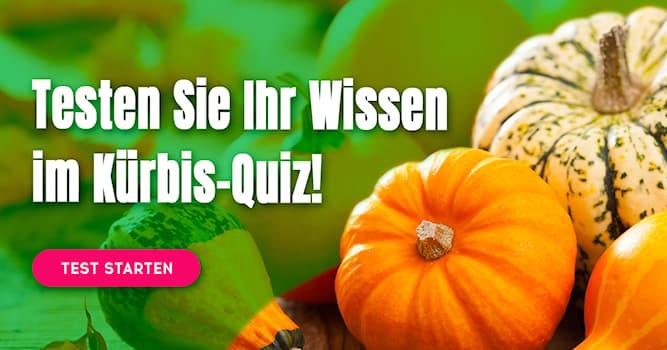 Natur Quiz-Test: Das Kürbis-Quiz