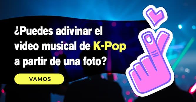 Películas Quiz Test: ¿Puedes adivinar el video musical de K-Pop del 2016 a partir de una captura de pantalla?