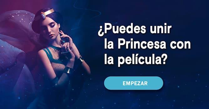 Películas Quiz Test: ¿Puedes unir la Princesa con la película? ¡Ponte a prueba!