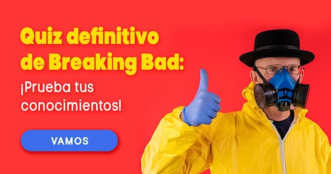 Películas Quiz Test: Quiz definitivo de Breaking Bad: ¡Prueba tus conocimientos!