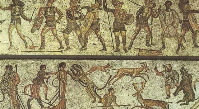 historia Pytanie-Ciekawostka: Który słynny niewolnik doprowadził do powstania przeciwko Rzymowi?