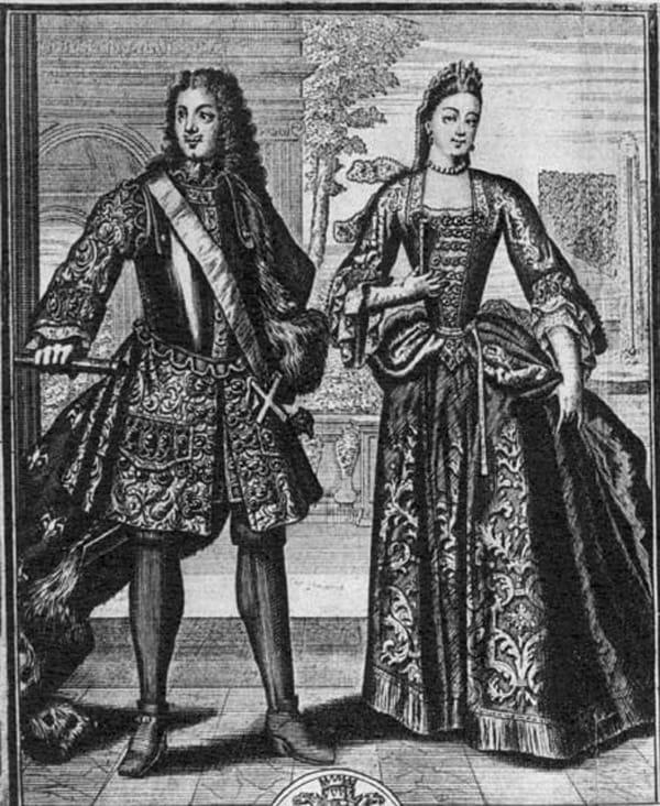 Історія Запитання-цікавинка: Скільки років становила різниця у віці між Петром I і Катериною Олексіївною?