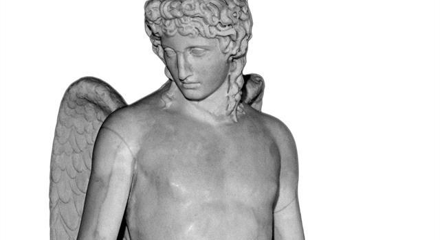 Kultur Wissensfrage: Wer ist der Gott der begehrlichen Liebe in der griechischen Mythologie?