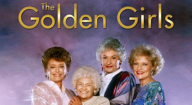 """Películas Pregunta Trivia: ¿Cuáles eran los nombres de los personajes principales de la serie de televisión """"The Golden Girls"""" (1985 - 1992)?"""