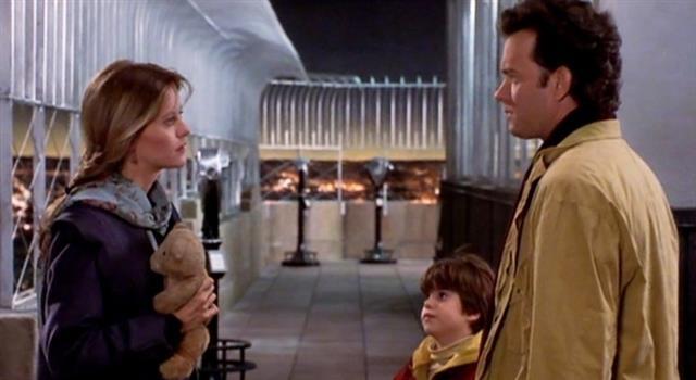 Películas Pregunta Trivia: ¿De cuál película de Tom Hanks es esta foto?