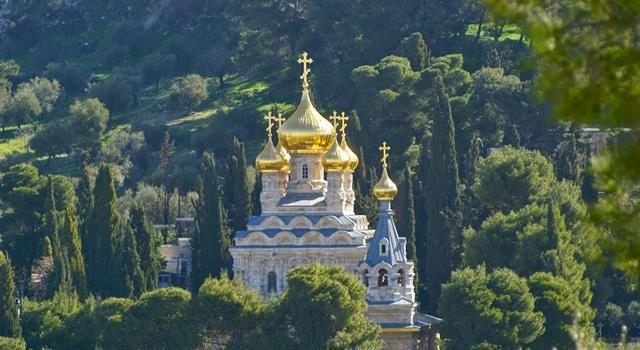 Sociedad Pregunta Trivia: ¿En dónde se encuentra la Iglesia de Santa María Magdalena que aparece en la imagen?