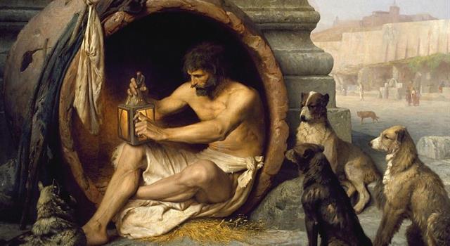 """Historia Pregunta Trivia: ¿Qué contestó Diógenes, cuando Alejandro Magno le propuso: """"Pídeme lo que quieras y yo te lo concederé""""?"""