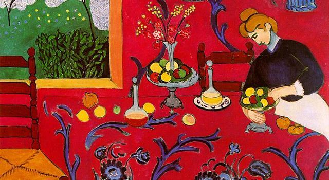 Cultura Pregunta Trivia: ¿Qué nombre recibió esta pintura de Henri Matisse?