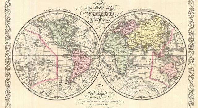 Geografía Pregunta Trivia: ¿Qué país actual tuvo como nombre entre 1853 y 1971 Estados de la Tregua?