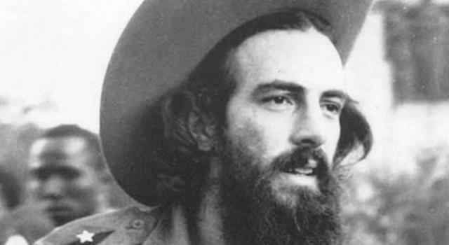 Historia Pregunta Trivia: ¿Quién fue Camilo Cienfuegos?