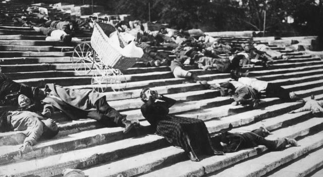 """Películas Pregunta Trivia: ¿Quién fue el Director de la película """"El acorazado Potemkin""""?"""