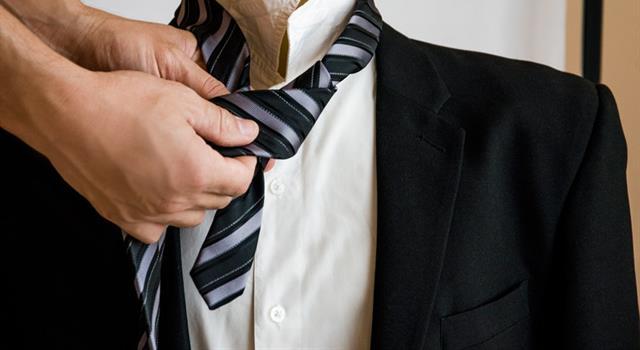 Kultura Pytanie-Ciekawostka: Z jakiego kraju pochodzi krawat?