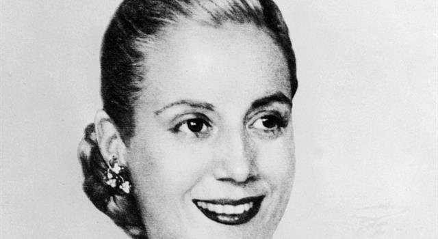 Historia Pregunta Trivia: ¿A qué edad falleció Eva Duarte de Perón?