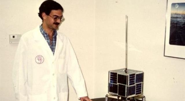 Сiencia Pregunta Trivia: ¿Cómo se llama el primer satélite argentino?