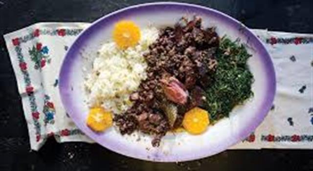 Sociedad Pregunta Trivia: ¿Cuál de los siguientes no es un plato tradicional de la cocina española?