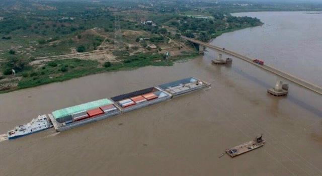 Geografía Pregunta Trivia: ¿Cuál es el principal río de Colombia?