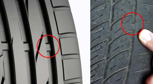 Сiencia Pregunta Trivia: ¿Cuál es la profundidad mínima legal para el dibujo de las llantas de tu coche?