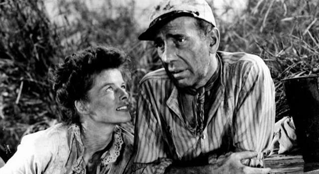 """Películas Pregunta Trivia: ¿Cuál fue la razón de que John Huston se empeñara en filmar en África su película """"La reina africana"""" y no en locaciones más accesibles?"""