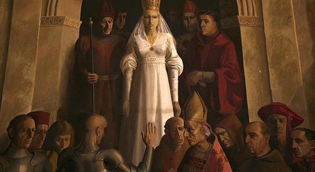 Historia Pregunta Trivia: ¿Cuál reina de Inglaterra jamás estuvo en Inglaterra?